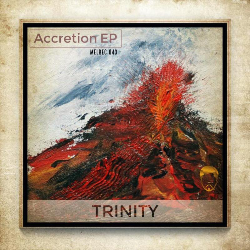 Cover Accretion EP by Trinity